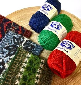 River Colors Studio sign up for 2020! - Learn To Knit Fair Isle Style Weekend