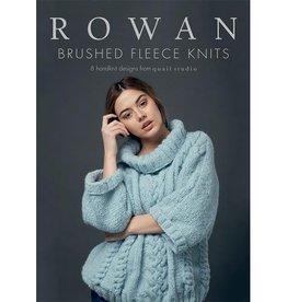 Rowan Brushed Fleece Knits