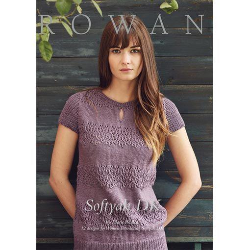 Rowan Rowan Softyak Dk Collection