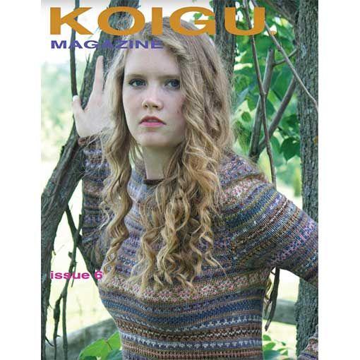 Koigu Koigu Magazine Issue 6