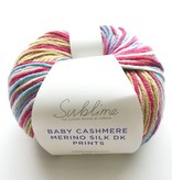 Sublime Sublime Baby Cashmere Merino Silk DK Prints