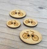 Katrinkles Katrinkles Bicycle Buttons