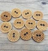 Katrinkles Katrinkles Knit Buttons