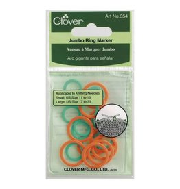 Clover 354 Jumbo Stitch Ring Markers