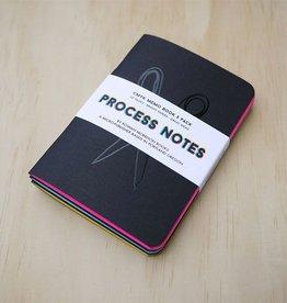 Rowan Morrison Books Process Notes CMYK 3-Pack