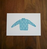 Rowan Morrison Books Rowan Morrison Books Sweater Postcard Set