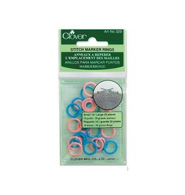 Clover 329 Stitch Ring Markers