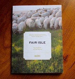 Modern Daily Knitting Field Guide No. 2 Fair Isle