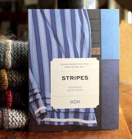 Modern Daily Knitting Field Guide No. 1: Stripes