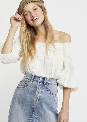 Free People Dancing Till Dawn Top