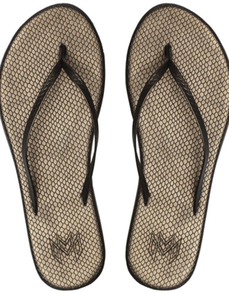 Malvados Lux Reptile Sandal
