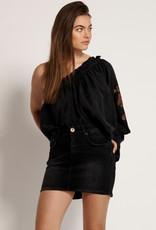 One Teaspoon 2020 Stretch Mini Skirt