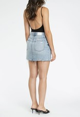 Pistola Rumi High Waisted Denim Skirt