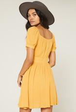 SAGE THE LABEL Tatum Mini Dress