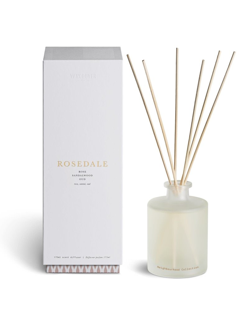 Vancouver Candle Diffuser 175ml