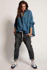 One Teaspoon Shabbies Boyfriend Denim Pant