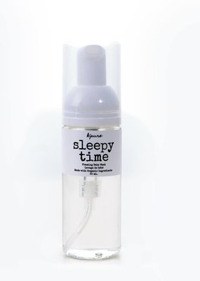 K'PURE Sleepy Time Foaming Baby & Face Wash