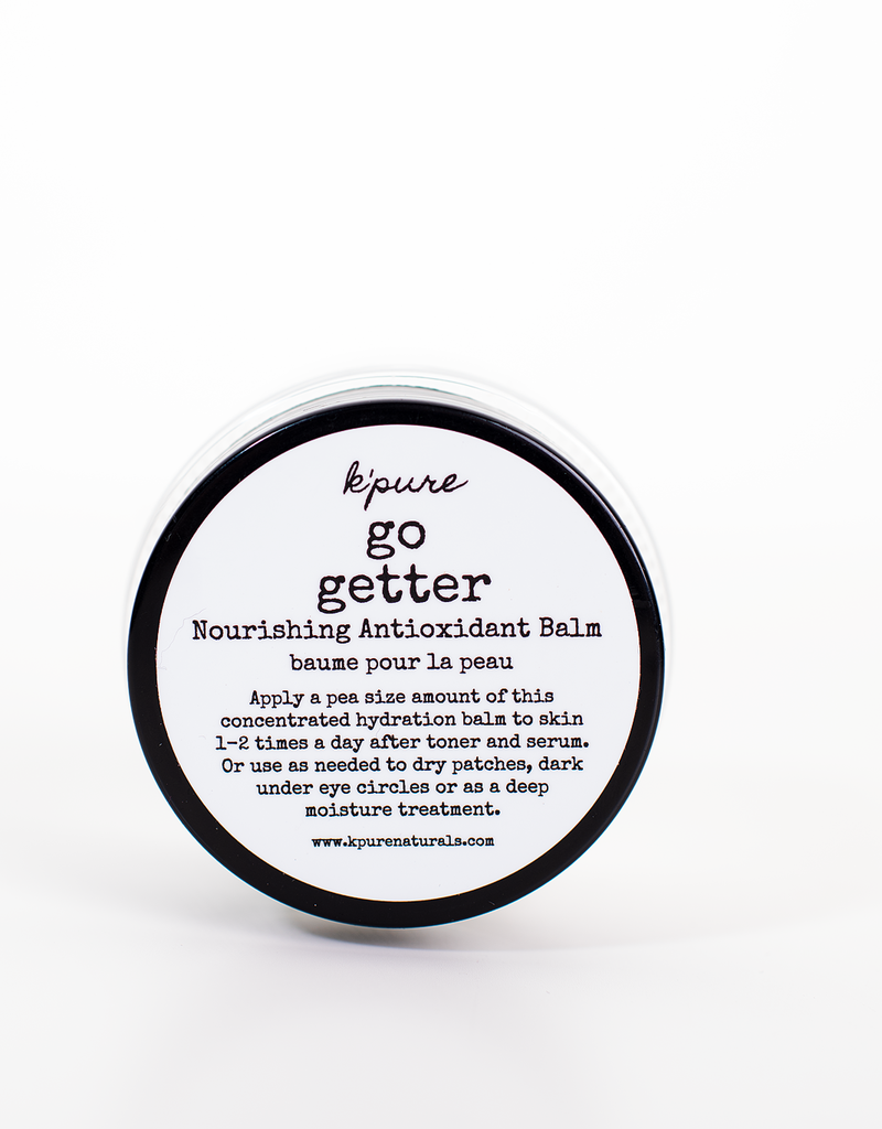 K'PURE Go Getter Nourishing Antioxidant Balm Large