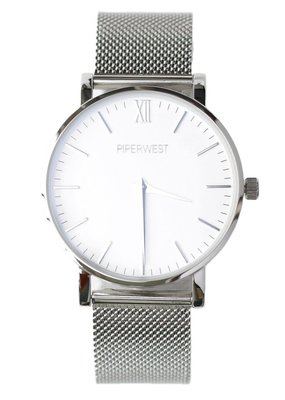 Piperwest Mesh Minimalist Watch