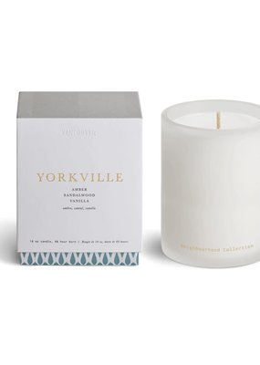 Vancouver Candle Yorkville Signature Boxed Candle