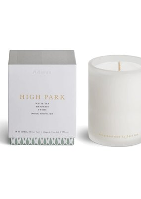 Vancouver Candle High Park Signature Boxed Candle
