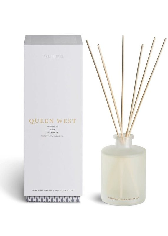 Vancouver Candle Queen West Diffuser