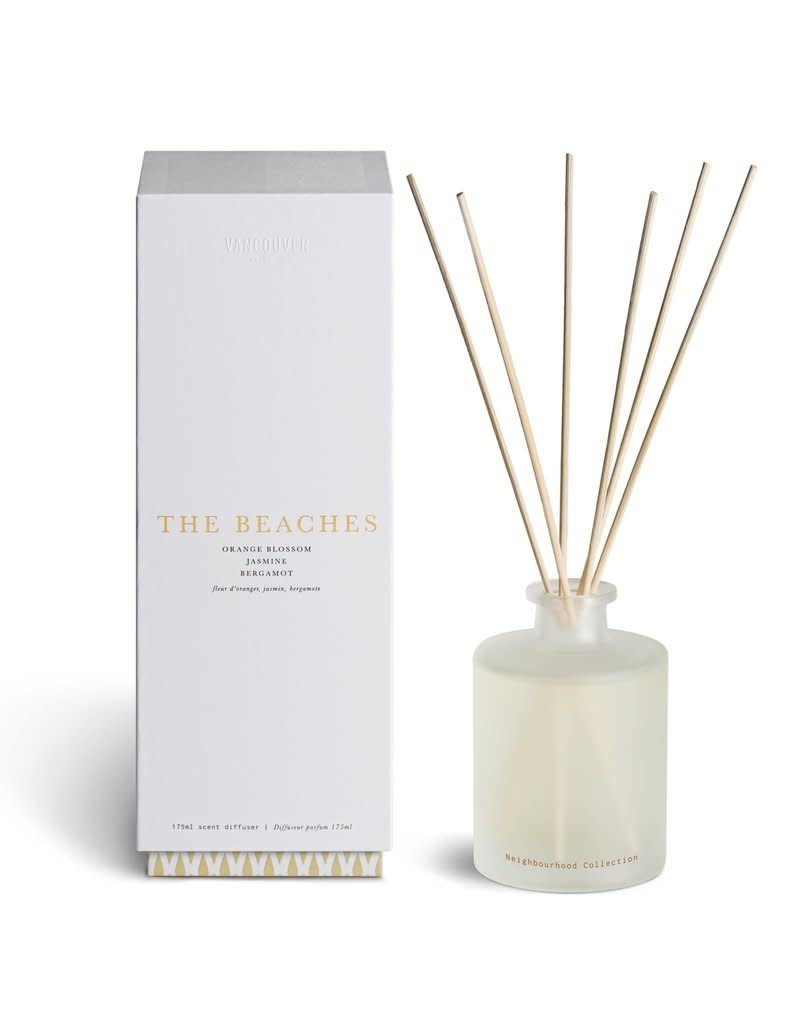 Vancouver Candle The Beaches Diffuser