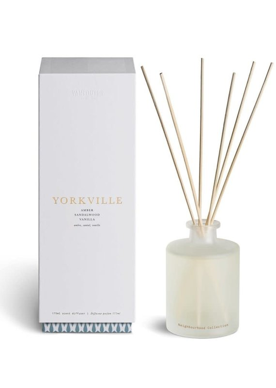 Vancouver Candle Yorkville Diffuser