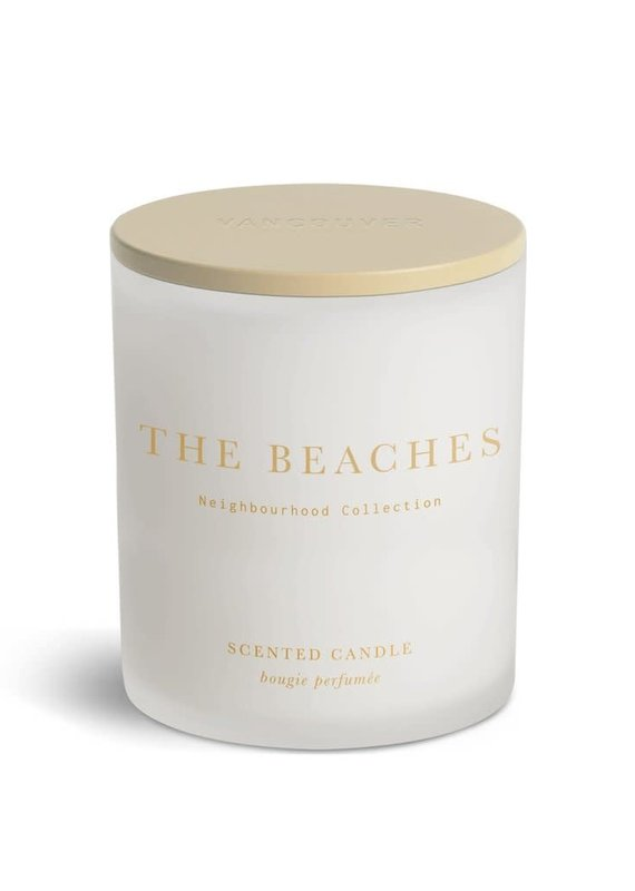 Vancouver Candle The Beaches Votive Candle