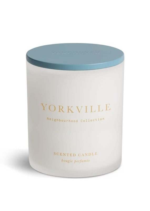 Vancouver Candle Yorkville Votive Candle