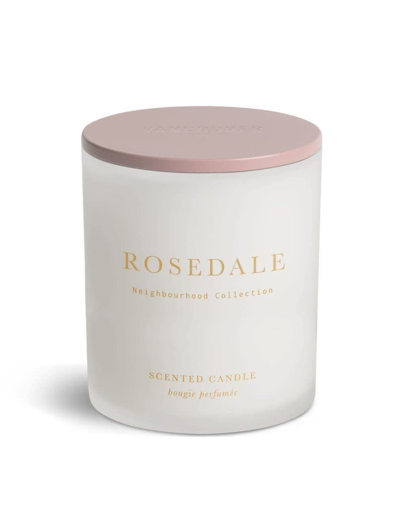 Vancouver Candle Rosedale Votive Candle