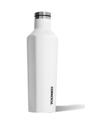 Corkcicle Gloss White 16oz Canteen