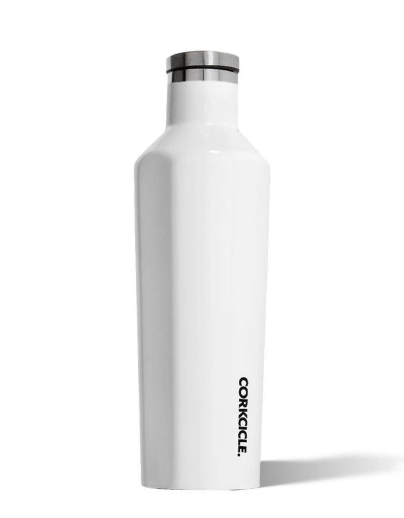 Corkcicle Gloss White 16oz Canteen
