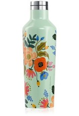 Corkcicle Rifle Paper Lively Floral 16oz Canteen