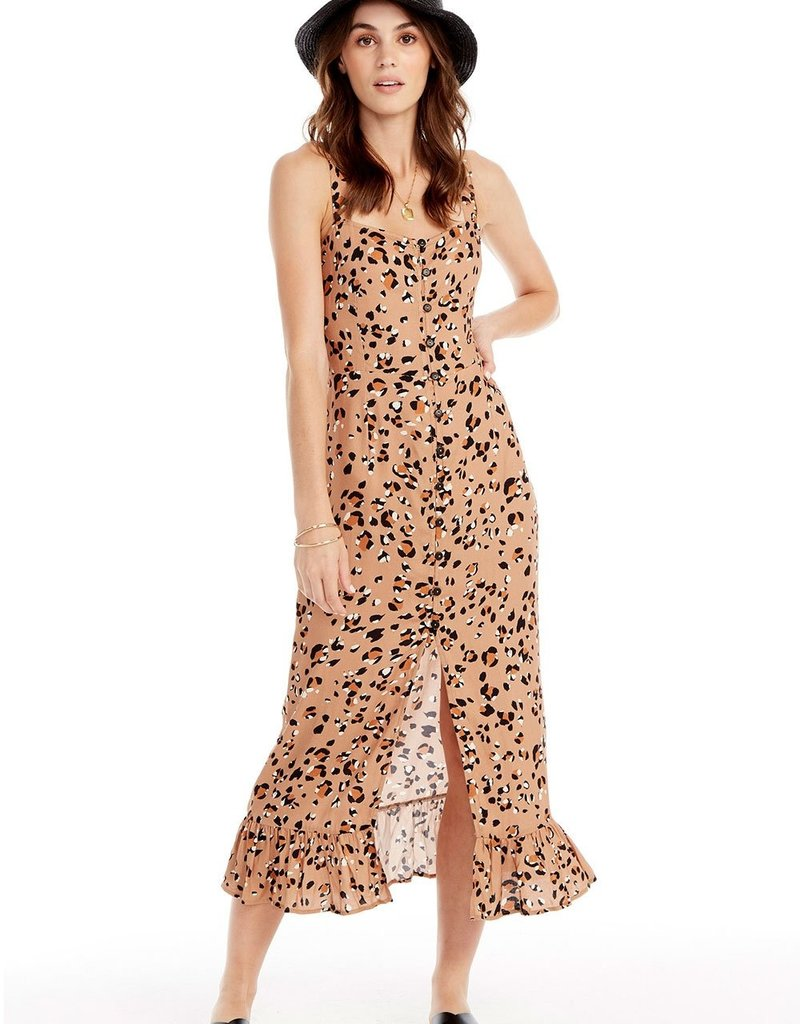 SALTWATER LUXE Meg Midi Dress