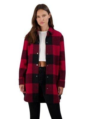 BB Dakota Eldridge Buffalo Plaid Jacket