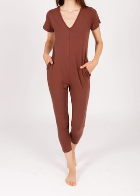 Smash + Tess PRE ORDER! The Sunday Romper Cocoa
