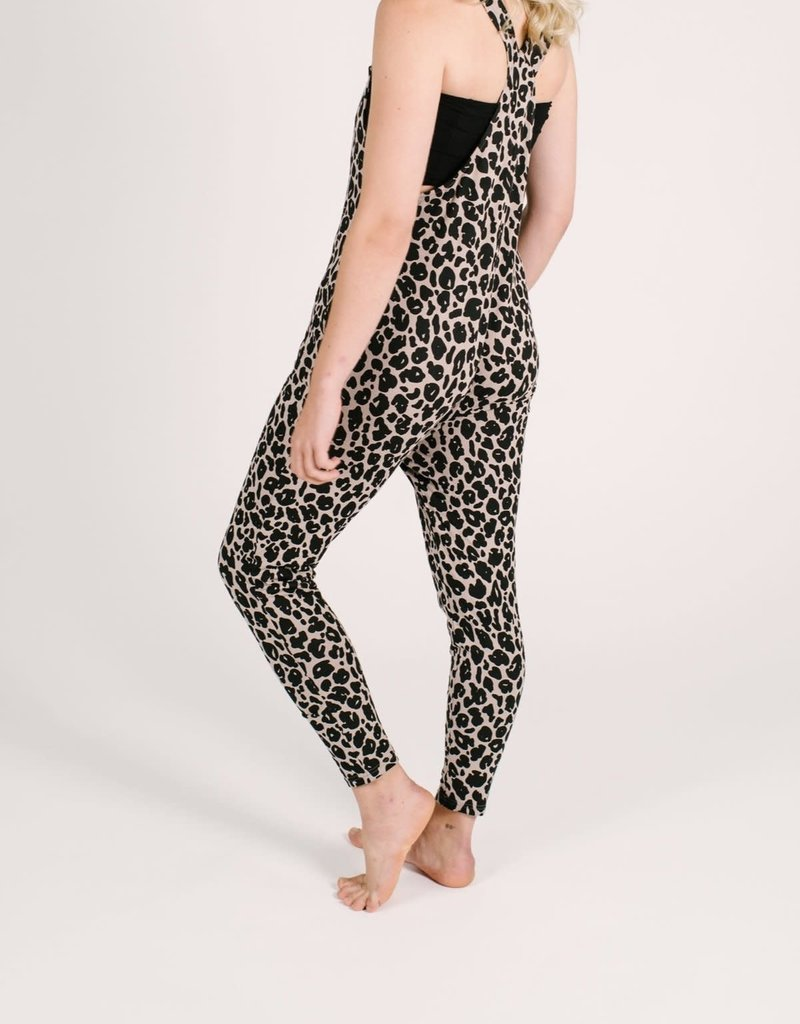 Smash + Tess PRE ORDER! The Romperalls Leopard