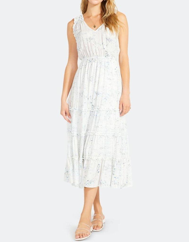 BB Dakota Crystal Clear Midi Dress