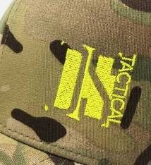"DS Tactical DST ""Square"" Logo Flex Fit Cap - Multicam"