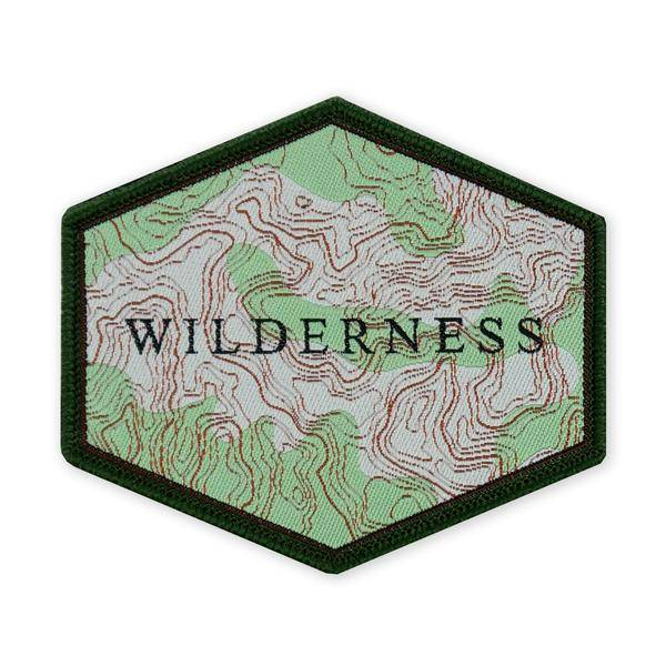 Prometheus Design Werx Prometheus Design Werx Topographic Wilderness LTD ED Morale Patch