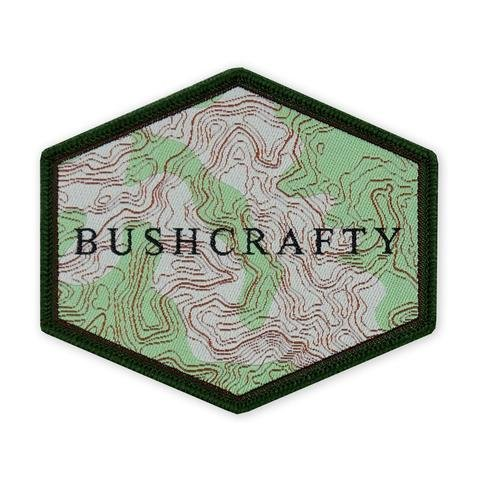 Prometheus Design Werx Prometheus Design Werx Topographic BushCrafty LTD ED Morale Patch