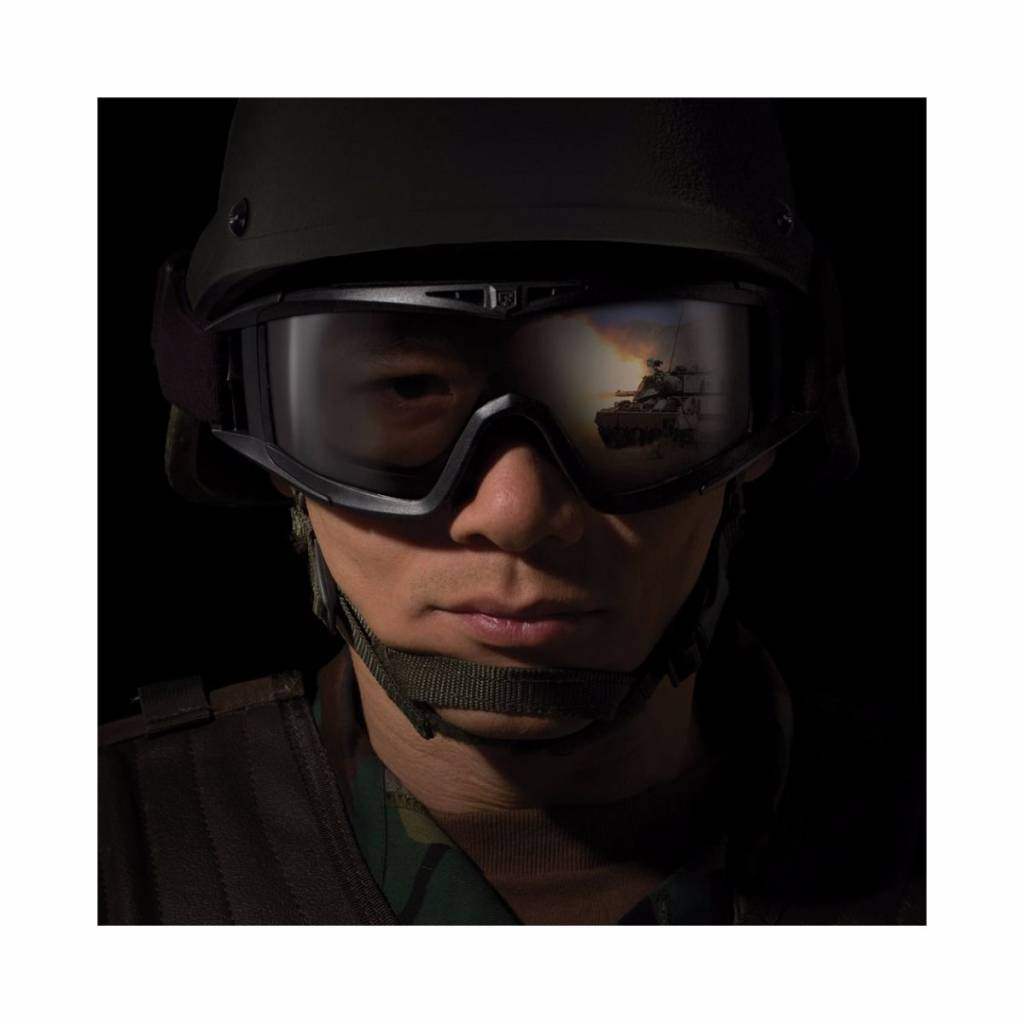 Revision Military Revision Military Desert Locust Essential Kit Asian Fit* Black Clear/Smoke