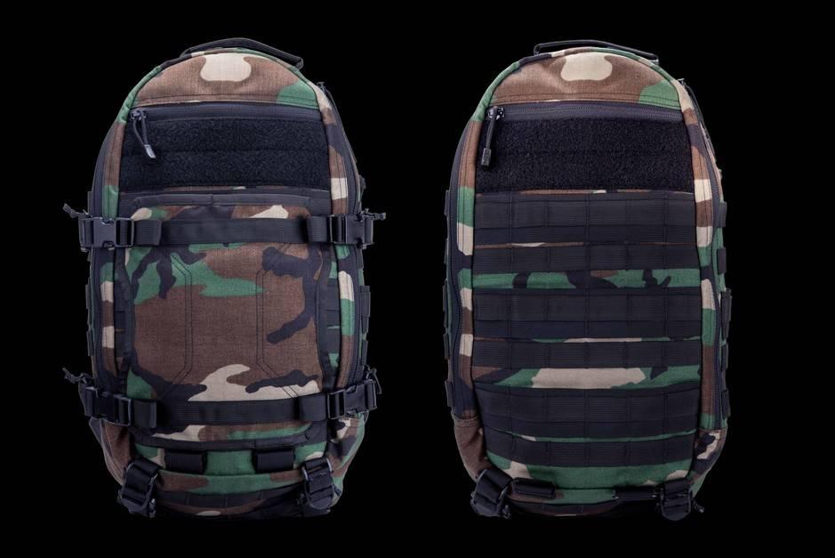 Triple Aught Design Triple Aught Design FAST Pack Litespeed Woodland Camo