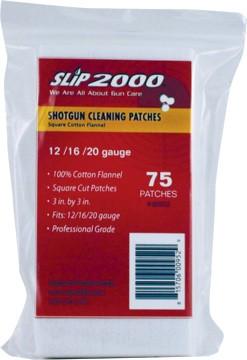 "Slip 2000 Slip 2000 12/16/20 Gauge, 3"" Square, 75/bag"