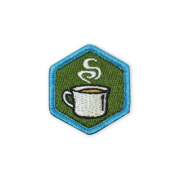 Prometheus Design Werx Prometheus Design Werx PDW Foodie Series Café au lait Mini Morale Patch