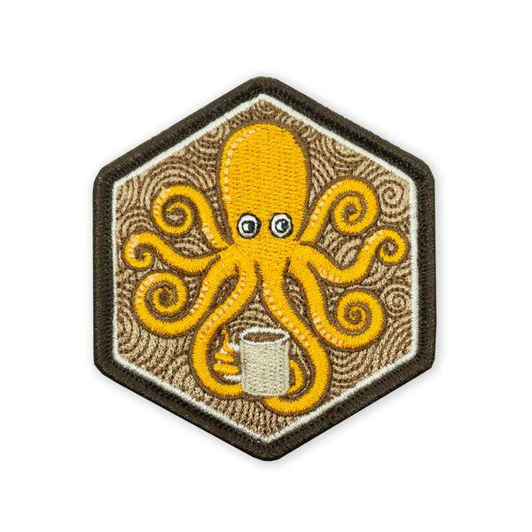 Prometheus Design Werx Prometheus Design Werx SPD Kraken Café au lait Morale Patch
