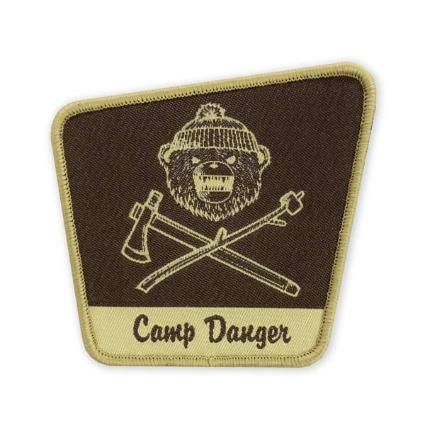 Prometheus Design Werx Prometheus Design Werx DRB Camp Danger Park Sign LTD ED Morale Patch