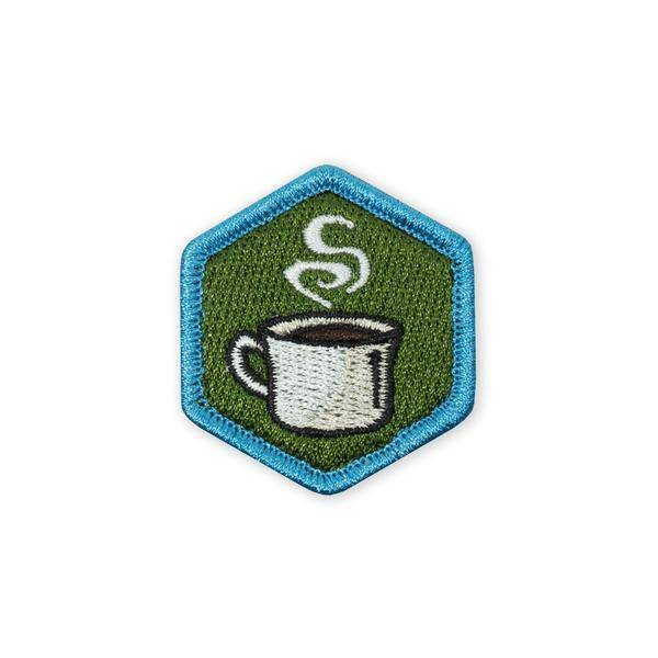 Prometheus Design Werx Prometheus Design Werx PDW Food Series Coffee Black Morale Patch