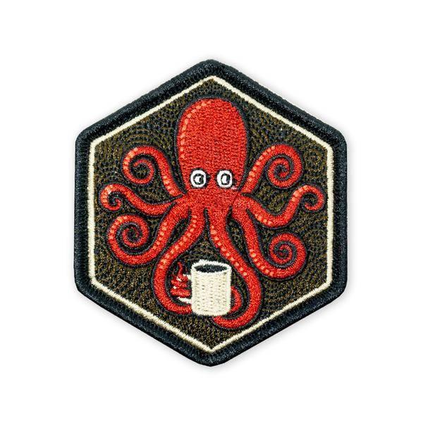 Prometheus Design Werx Prometheus Design Werx SPD Kraken Black Coffee LTD ED Morale Patch